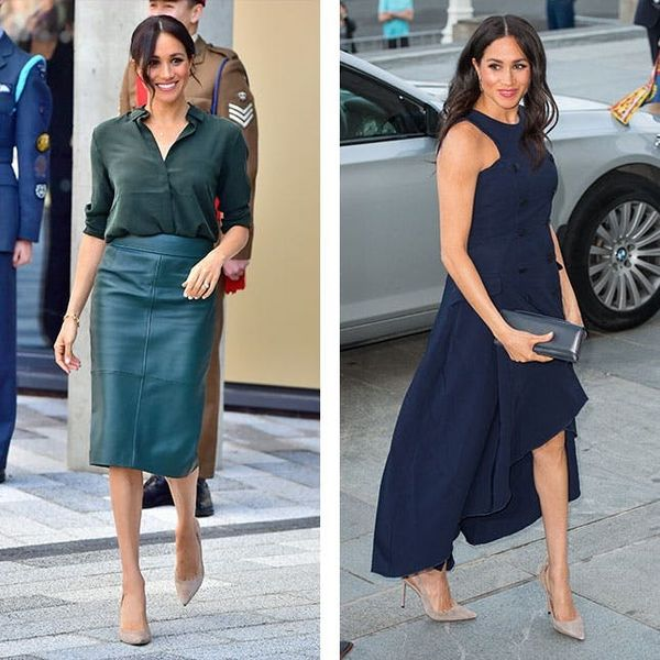 The 2019 Fashion Trends We Want to See Meghan Markle Wear
