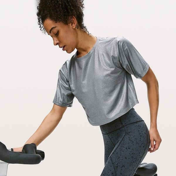 Get Ready to Tap It Back: Lululemon Just Launched the Perfect SoulCycle Collection