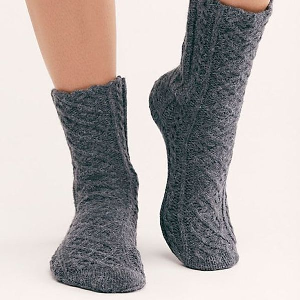 11 Pairs of Insanely Cozy Socks to Keep You Warm All Winter