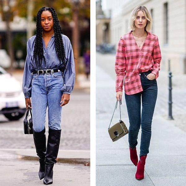 8 New Ways to Wear Skinny Jeans in 2019