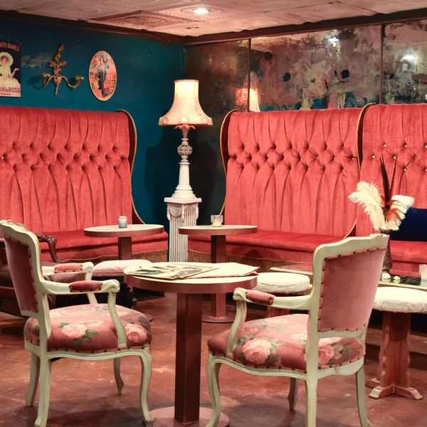 15 of the Most Fashionable Red Restaurants and Bars for Galentine's Day