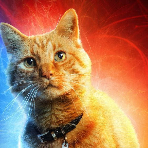 These New 'Captain Marvel' Character Posters Are Out of This World