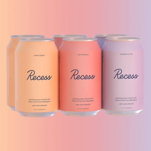 These CBD-Infused Drinks Will Put You in a Chill Mood
