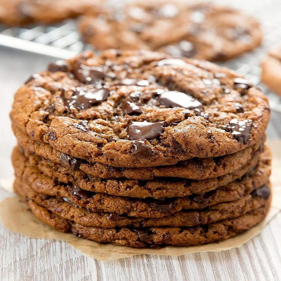Try These 13 Healthy Cookie Recipes For A Guilt Free Sweet Fix Brit Co