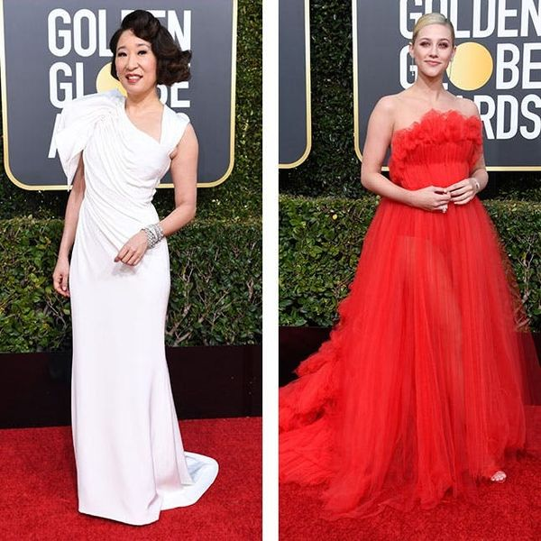 The Only 2019 Golden Globes Red Carpet Looks You Need to See