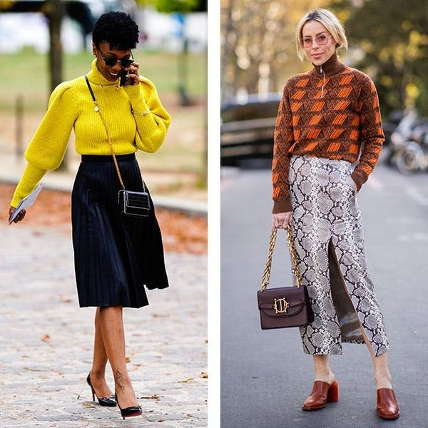 9 Creative Ways to Style Your Winter Sweater