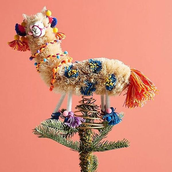 14 Adorably Festive Reasons Why Llamas Are the New Elves
