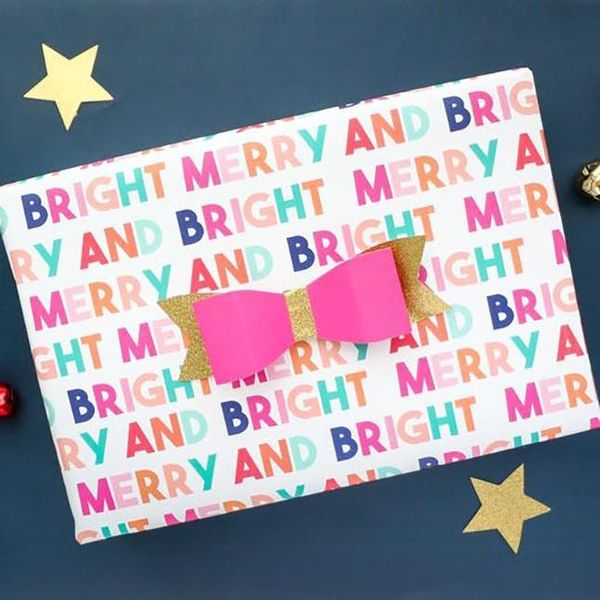 The Best Holiday Gift Wrap You Need This Christmas