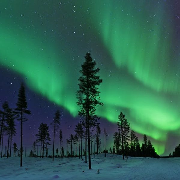 The 10 Most Spectacular Places to See the Northern Lights This Winter