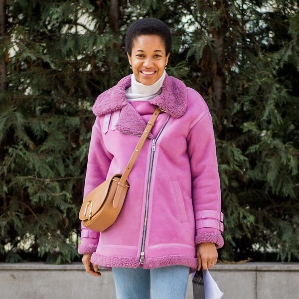 11 Ways Fashion Girls Look Good When It's Cold AF