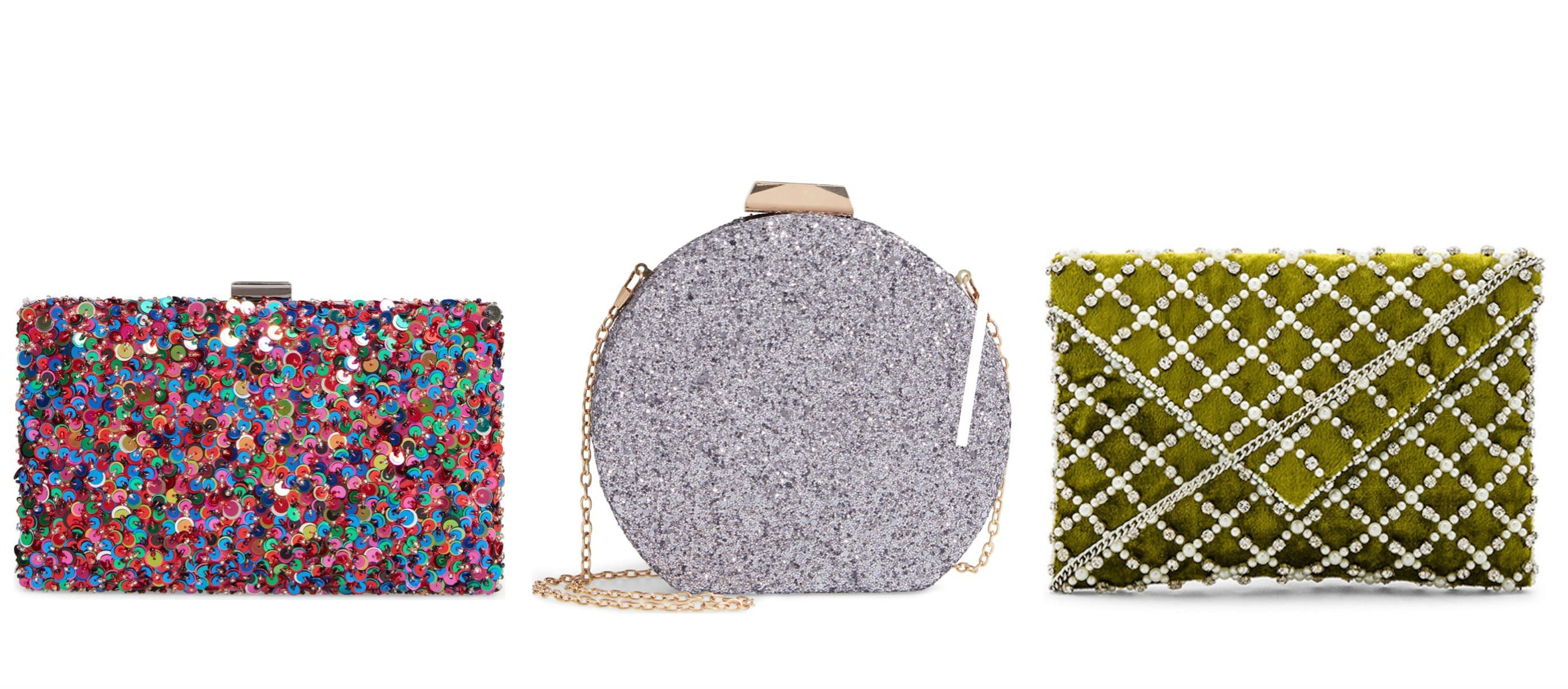New Year/'s Eve Clutch Bag