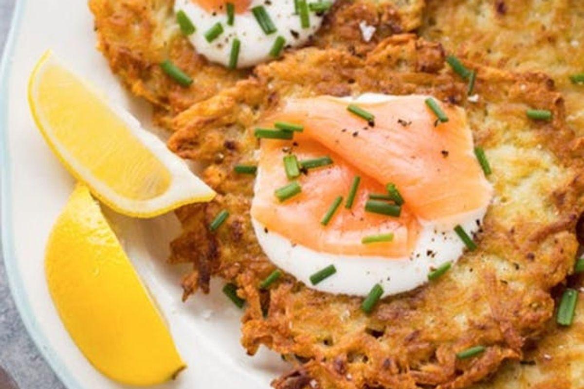 20 Modern Latke Recipes That Aren't Your Grandma's Version