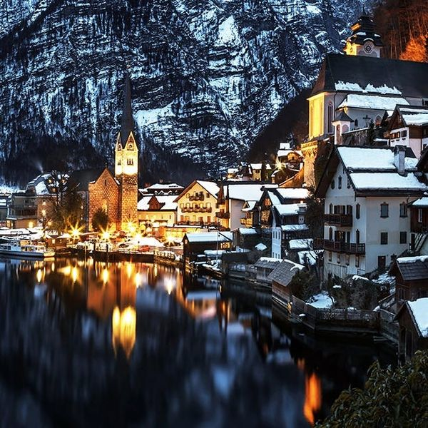 10 Magical Alpine Villages to Visit Before The Rest of the World Catches On