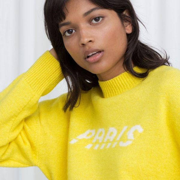 12 Bold Sweater Buys to Wear This Winter