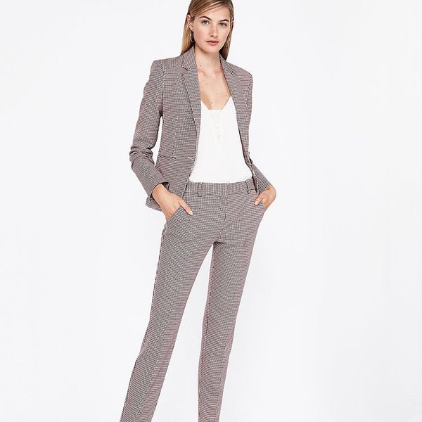 11 Two-Piece Suits for the Girlboss Who Is Anything but Boring