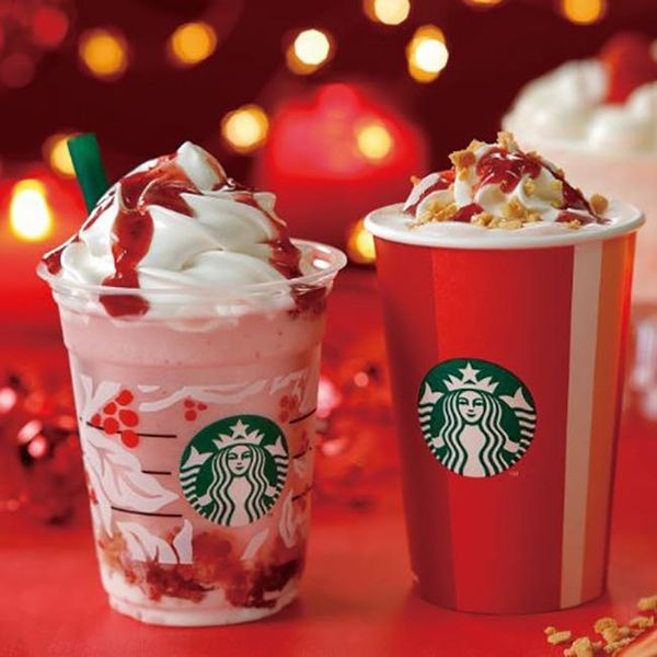 18 Starbucks Holiday Drinks From Around the World We're Craving