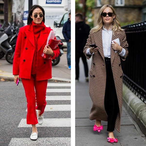 The Fashion Girl Way to Wear Flats This Winter