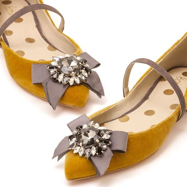 12 Pairs of Holiday Flats That Will Replace Your Heels This Season