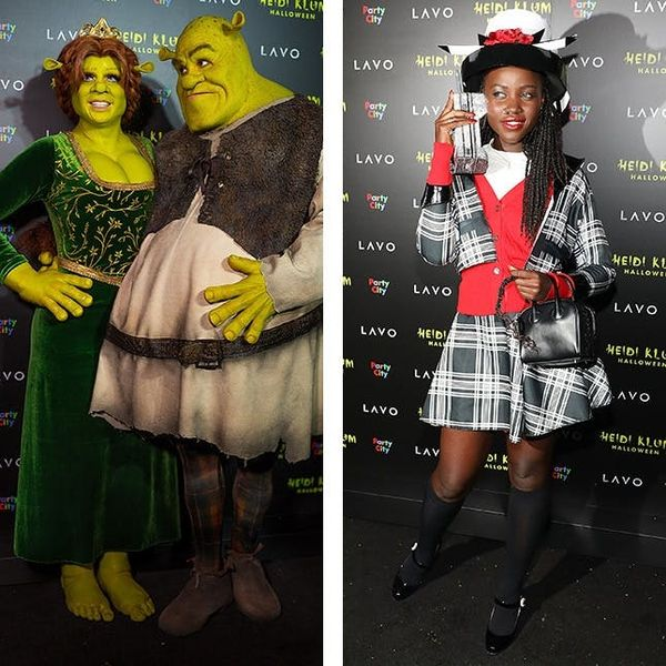 The Best-Dressed Celebs at Heidi Klum's Annual Halloween Party