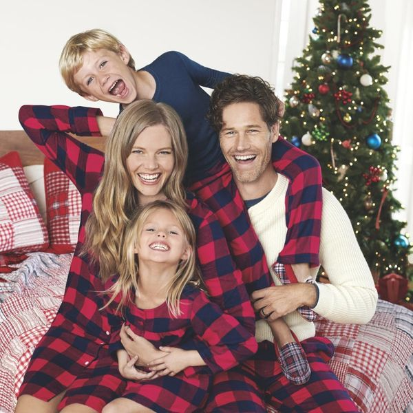 Do It for the Gram: 9 Matching Pajama Sets for Your Fam's Holiday Pic