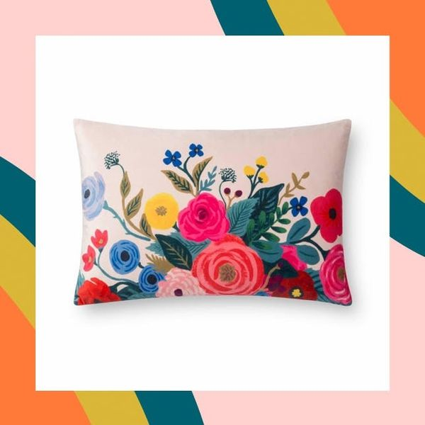 Rifle Paper Co. Just Launched a Floral-Filled Home Decor Collection That's Totally Granny-Chic