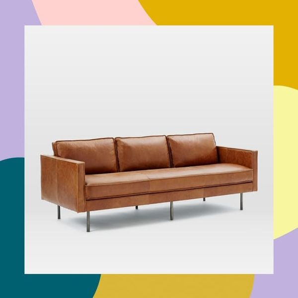 Every Plush and Affordable Sofa We're Coveting From West Elm's Holiday Seating Sale