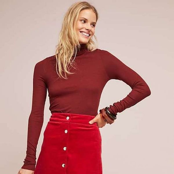 11 Fall Skirts Perfect for Sweater Weather