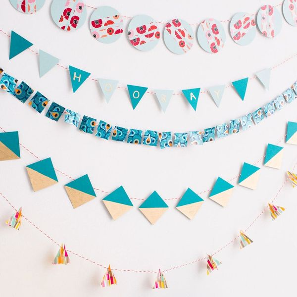 5 Garlands You Can Make in Under 15 Minutes