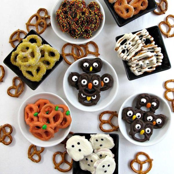 Pinterest's Top Halloween Recipes for Spook-tacular Entertaining