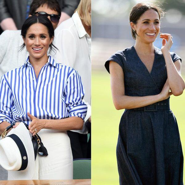 How to Dress Like Meghan Markle Without the Royal Budget