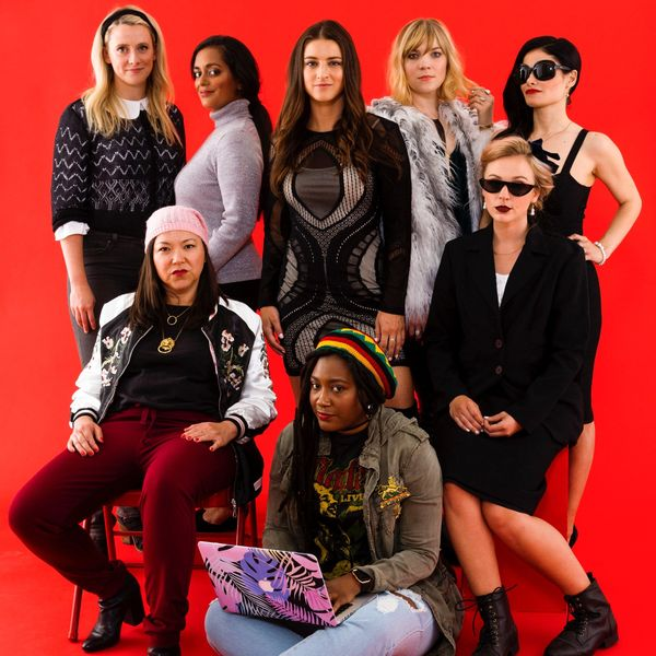 This 'Oceans 8' Group Halloween Costume Is So Easy It Should Be a Crime