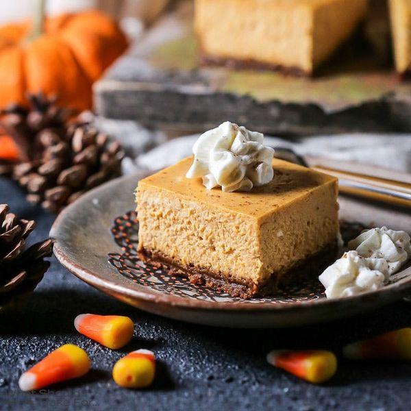20 Easy Pumpkin Bar Recipes to Bake This Fall