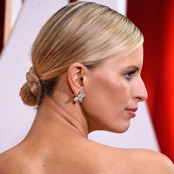 How to DIY the Chicest Hairstyle of Oscars Night in 5 Minutes Flat
