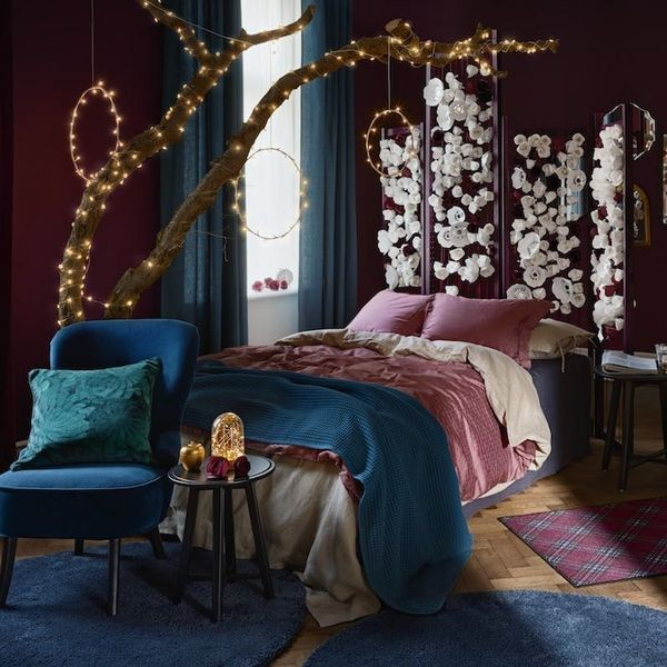 IKEA's 2018 Holiday Collection Is Twinkly Perfection
