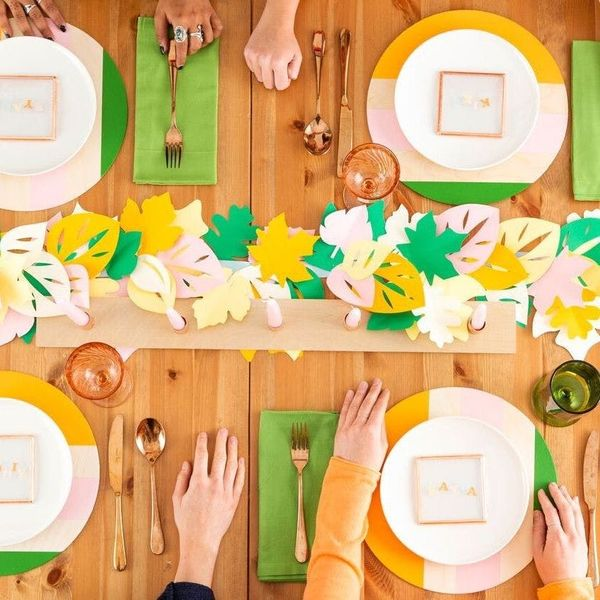 Create a Budget-Friendly Tablescape for Fall