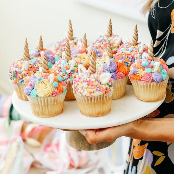 This Is the Unicorn-Themed Birthday Party We Wished for as Kids