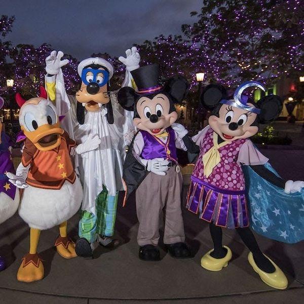 12 Bewitching Reasons to Visit Disneyland This Halloween