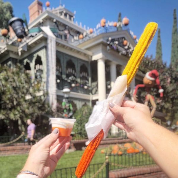Disneyland's New Halloween Churros, Ranked from Best to Worst