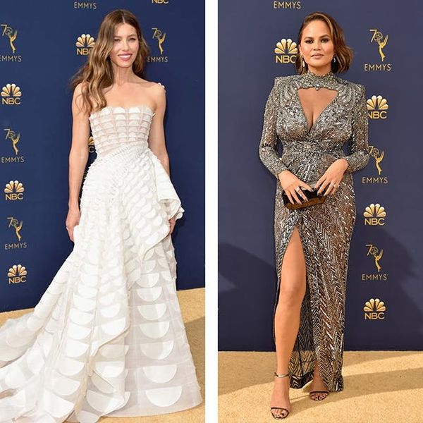 The Only Looks That Matter on the Emmys 2018 Red Carpet
