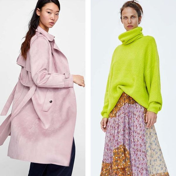 Out of Zara's 387 New Fall Arrivals, These Are Our Favorites