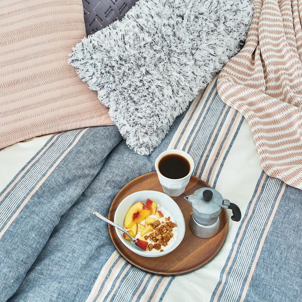 Our Fave T-Shirt Brand Just Dropped the Coziest Bedding Collection for Fall