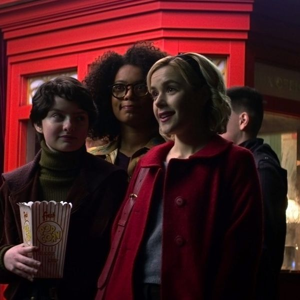 Meet the 'Chilling Adventures of Sabrina' Cast in These New Pics!
