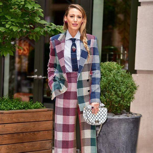 Blake Lively's 'A Simple Favor' Press Tour Is a Lesson in Power Dressing