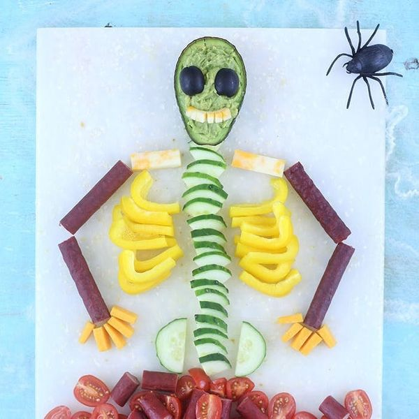 20 Healthy Halloween Snack Recipes for Eerily Good Eating
