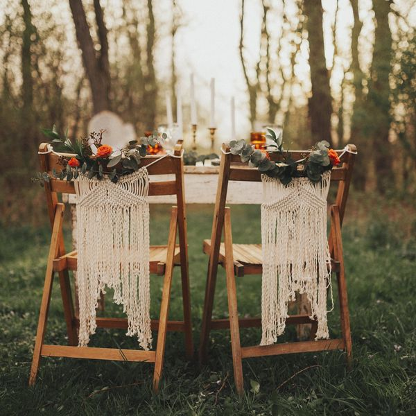 14 Stylish Fall Wedding Decor Finds We Spotted on Etsy for Under $100