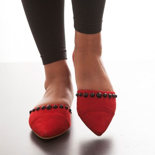 Add Custom Flair to Your D'Orsay Flats