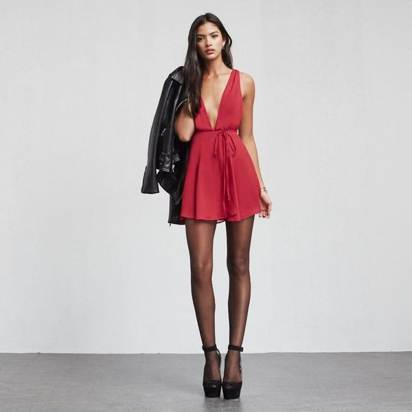 13 Holiday Dresses You Could *Totally* Re-Wear on Valentine's Day