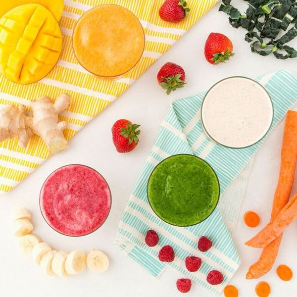 Start 2016 Off Right With These Healthy Smoothie Recipes