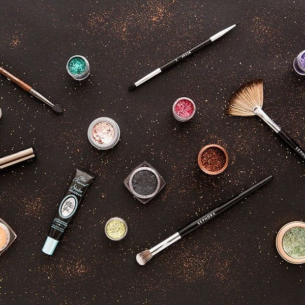 Everything You Need to Know About Wearing Glitter Makeup