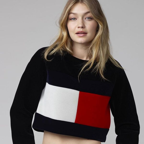 Gigi Hadid Is Your New Fave Fashion Designer With This Major Brand Collab